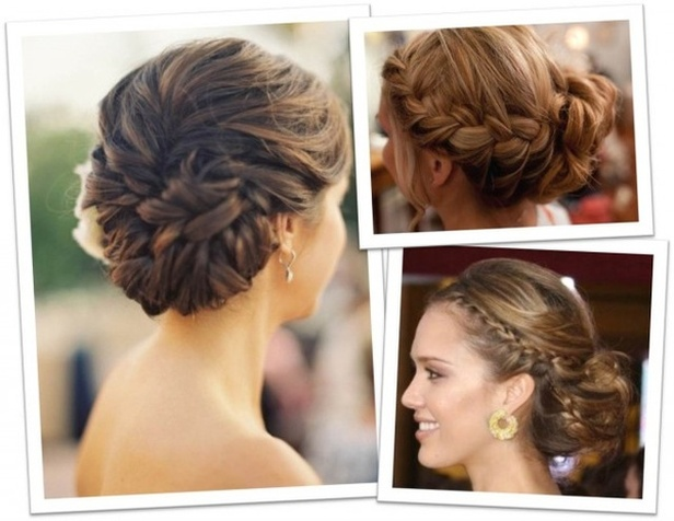 Ss Wedding Week In Pursuit Of The Perfect Updo