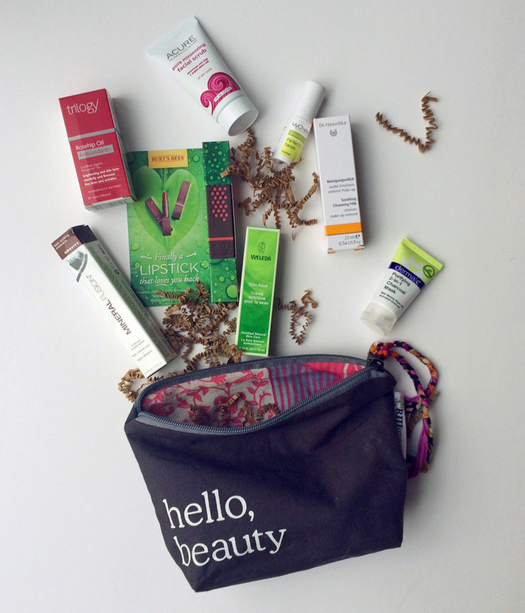 Hello, Beauty {Beauty Bags From Whole Foods Market}